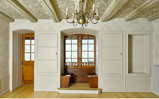 Maison vigneronne architecte atelier architecture glatz delachaux nyon